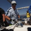 Stock Video: Sailing regattVivGreece 2012