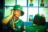 Wybory burmistrza na wyspie koh chang — Zdjęcie stockowe