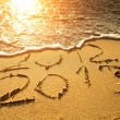 Stock Photo: New Year 2013 is coming!