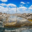 Epecuen (Dead City), Argentina - Stock Photo