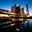 ������, ������: MOSCOW SEPTEMBER 17: The Moscow International Business Center Moscow City on September 17 2011 in Moscow