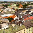 View of the old town of Kracow, Poland. — Stock Photo #19937709