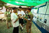 KO CHANG, THAILAND - NOVEMBER 18: Unidentified participate at local Ko Chang Elections — Stok fotoğraf