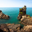 Reefs on the seacoast of Thailand - Foto de Stock