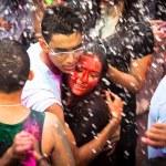 Holi Festival of Colors — Stock Photo