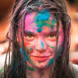 Holi Festival of Colors — ストック写真