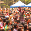 Holi Festival of Colors - Stock Photo