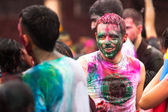 Holi Festival of Colors — Foto de Stock