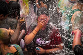 Holi Festival of Colors — Stockfoto