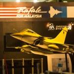 LIMA'13 - Langkawi International Maritime & Aerospace Exhibition in Langkawi, Malaysia — Stock Photo