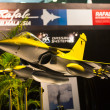 Stock Photo: LIMA'13 - Langkawi International Maritime & Aerospace Exhibition in Langkawi, Malaysia