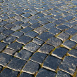 Stock Photo: Cobblestone - paving stones texture.