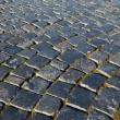 Cobblestone - paving stones texture. - Stock Photo