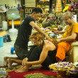 Yantra Tattoos in Thailand — Stock Photo