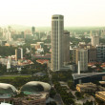 Singapore city — Stock Photo #25936057
