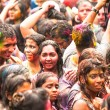 Holi Festival of Colors in Malaysia — Foto Stock