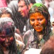 Holi Festival of Colors in Malaysia — Stock Photo #25936093