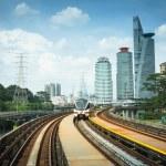Kuala Lumpur city — Stock Photo #25936371