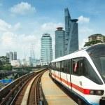 Kuala Lumpur city — Stock Photo #25936385