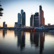 Постер, плакат: Moscow International Business Center