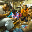 Stock Photo: Yantrtattooing in Thailand