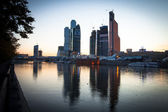 Moscow International Business Center — Foto Stock