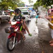 Songkran Festival in Thailand — Stock Photo #25970789