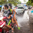 Songkran Festival in Thailand — Stock Photo #25970815