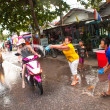 Songkran Festival in Thailand — Stock Photo #25970869