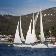Regata in Greece — Lizenzfreies Foto