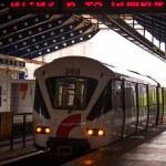 Monorail train in Kuala Lumpur, Malaysia — Stock Photo #25971697