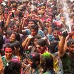 Holi Festival of Colors, Kuala Lumpur, Malaysia — Stock Photo #25971829