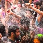 Holi Festival of Colors, Kuala Lumpur, Malaysia — Stock Photo #25971895