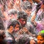 Holi Festival of Colors, Kuala Lumpur, Malaysia — Stock Photo #25971897