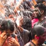 Holi Festiwal kolorów, kuala lumpur, Malezja — Zdjęcie stockowe #25971919