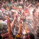 Holi festival de colores, kuala lumpur, Malasia — Foto de Stock   #25971951