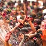 Holi Festival of Colors, Kuala Lumpur, Malaysia — Stock Photo #25971965