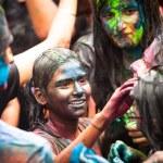 Holi festival de colores, kuala lumpur, Malasia — Foto de Stock   #25972055