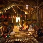 Orang Asli in Malaysia — Stock Photo