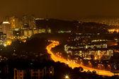 Night Kuala Lumpur — Stock Photo