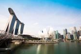 Cidade de singapura — Foto Stock