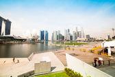 Singapore stad — Stockfoto
