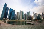 Singapore city — Foto de Stock
