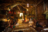 Orang Asli in Malaysia — Stockfoto