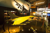 Aerospace exhibition — Stock Photo