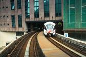 Kuala Lumpur train — Stock Photo