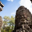 SIEM REAP, CAMBODIA - DEC 13: Angkor Wat - is the largest Hindu temple complex and religious monument in the world, Dec 13, 2012 Siem Reap, Cambodia. It is the country's prime attraction for visitors. — Stok fotoğraf