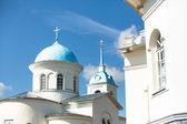 Mosteiro de intercessão de tervenichi, Rússia — Fotografia Stock
