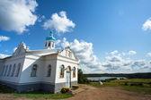 Intercession monastery of Tervenichi (nunnery, orthodox), Russia — Stok fotoğraf