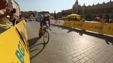 70th Tour de Pologne 2013 — Stock Video